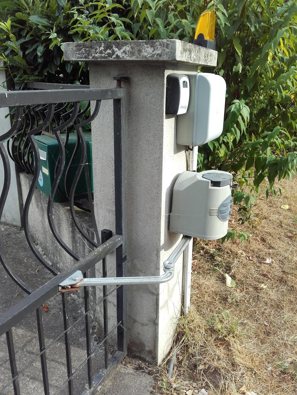 Dépannage portail électrique Montluçon